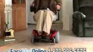 Hoverround Scooter Chair