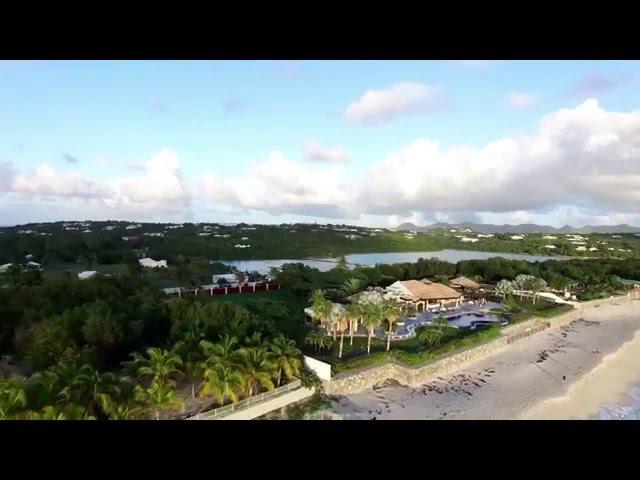 Drone Video - Baie Longue, St. Martin