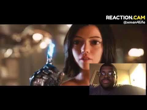 Alita: Battle Angel   Official Trailer [HD]   20th Century FOX – REACTION.CAM