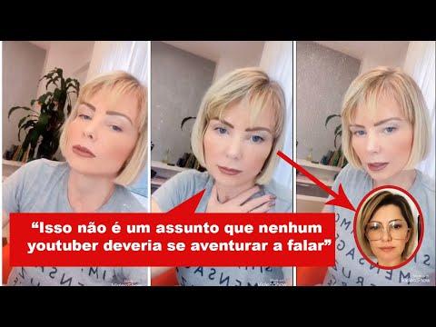 🛑  Inconformada, BIANCA TOLEDO Volta A Falar Da ENTREVISTA COM FONTENELLE E Dos EX MARIDOS