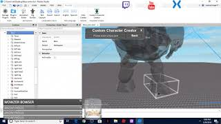 roblox studio how to animate custom models
