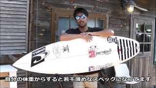 田中樹プロ自らによるIZUKIシグネイチャーFLYING TIGERのモデル説明とラ...