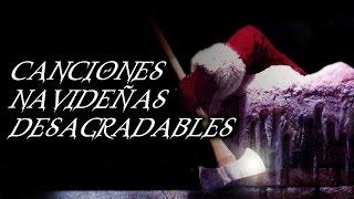 Las canciones navideñas mas extrañas y desagradables