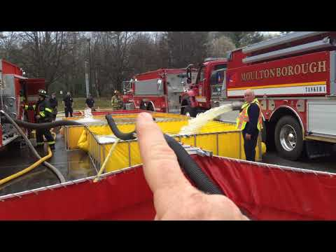 Part 5 - Rural Water Supply Drill - Meredith, New Hampshire - May 2018