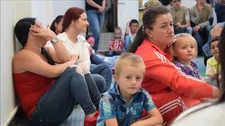 Viviendo la niñez y la juventud 24 de mayo de 2018