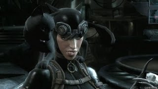 Injustice: Gods Among Us - S.T.A.R Lab ★★★ - Catwoman Mission 21-30 (HD)