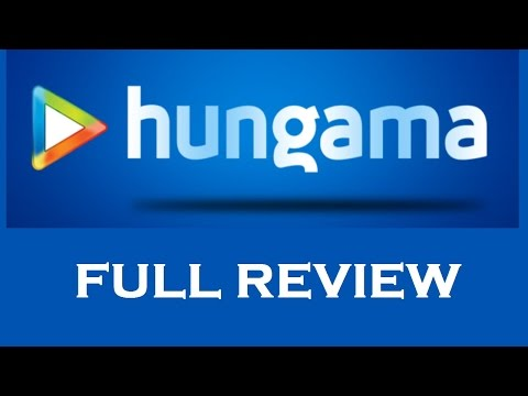 Hungama Music Streaming App Review