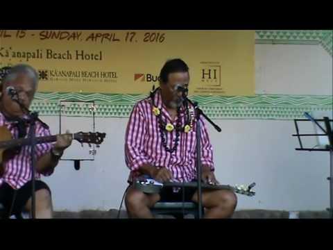 Geri Valdriz - Na Aliʻi Puolani (2016)
