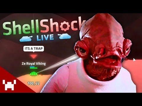 THE STAR WARS TRILOGY!   Shellshock Live w/ Ze, Chilled, & GaLm