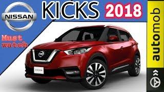 NISSAN KICKS 2018 INDIA | Launch,Price,Specs. AUTO EXPO SERIES Ep. 4