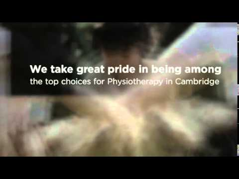 Cambridge ON Physiotherapy Care - Wilson Health Services