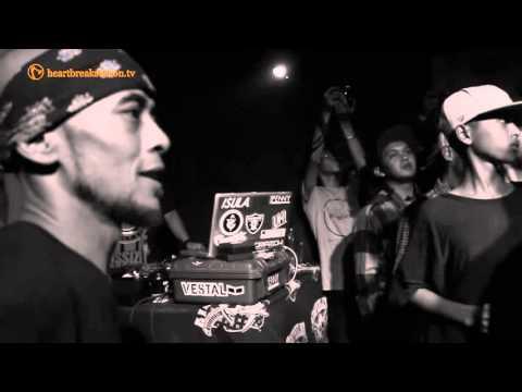 Eyefeelsix perform Feat  Morgue Vanguard  Obituari