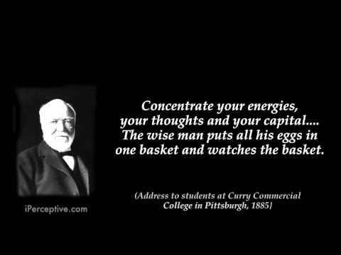 Andrew Carnegie - Top 10