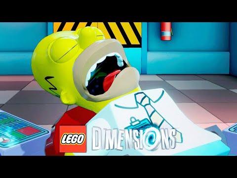 LEGO DIMENSIONS BR #6 : Homer Simpson Trollando !!! (PS4 PRO Gameplay PT-BR Português)