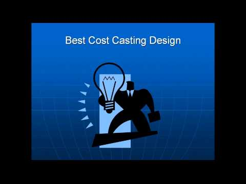 Webinar: Cost Savings Opportunities in the Metal Casting Ind