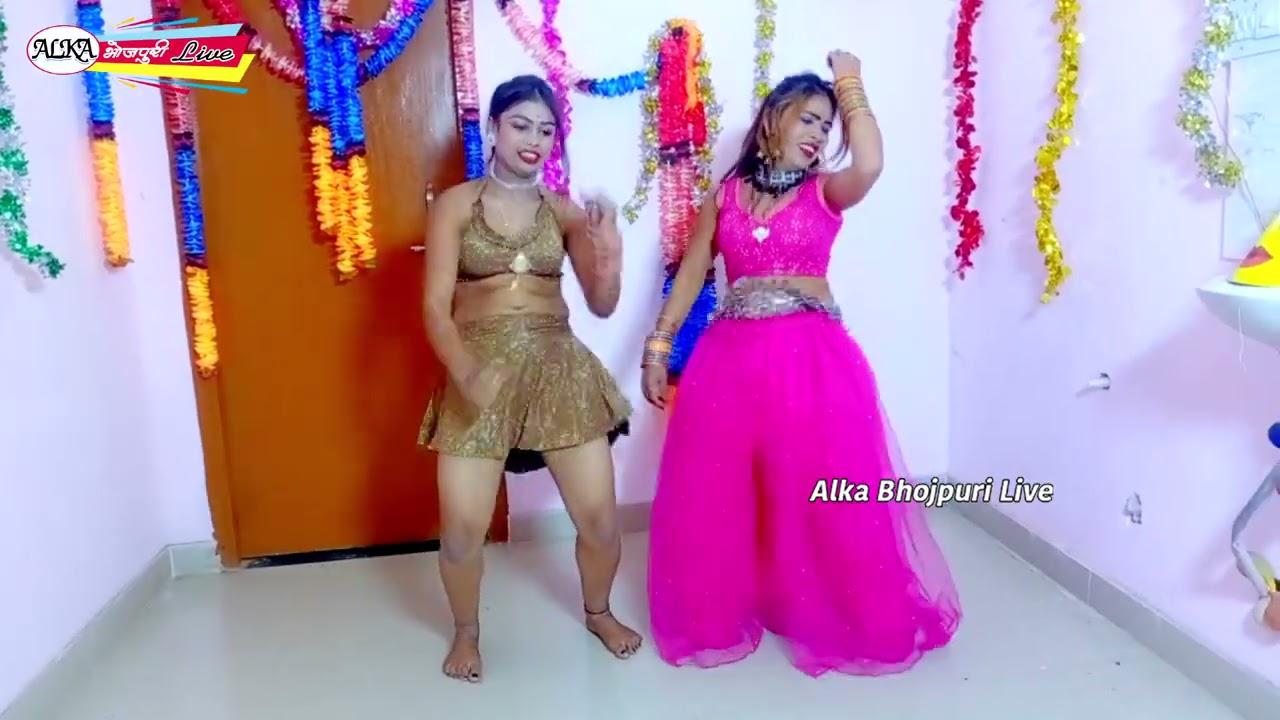 Download #VIDEO_SONG_2021 | कमर हिलाऊ सांग पर नेहा अंजली का भोजपुरी गाने पर धमाल | Shubham Mishra