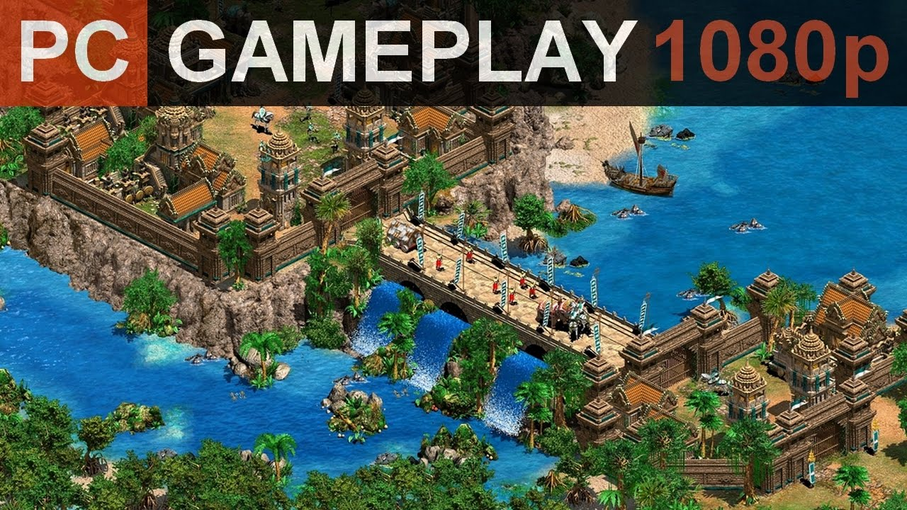 age of empires ii definitive edition gameplay