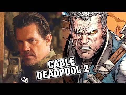 We Now Know Who Is Playing Cable In Deadpool 2! (Nerdist Special Report)