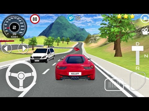 Driving School 3D #11 - Car Games Android IOS gameplay