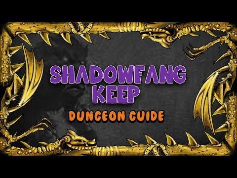 Shadowfang Keep Quests