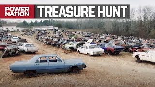 Scouring A Salvage Yard For The Perfect Project: A '69 Plymouth Road Runner - Detroit Muscle S8, E6