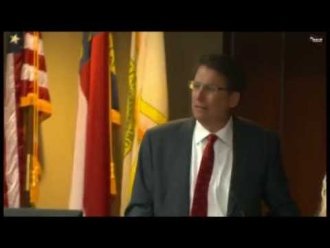 "Governor Pat McCrory to UNC Board of Governors: ""Universities and Innovation are Key to Jobs"""