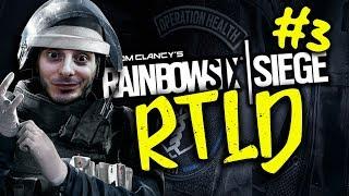 RTLD S06 #03 - GLI AVVERSARI QUITTANO MALE [Tom Clancy's Rainbow Six Siege]