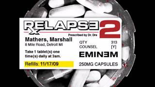Relapse 2 - Eminem Fan Album Creation - 2009 (22 Tracks) [Old Version]