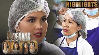 Daniela, tinanggal ang lahat ng empleyado sa factory | Kadenang Ginto (With Eng Subs)