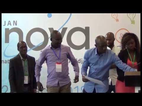 Abidjan Innova 2018 (4-1) : Salon international des inventions (PRIX).