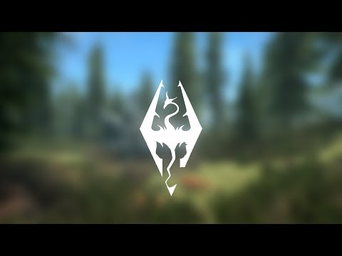 Skyrim -  & Ambience - Day 10 Hours