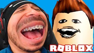 TRY NOT TO LAUGH WITH ROBLOX VS REAL LIFE 😂👀