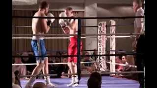 Danny Campbell vs Mike Gent - Salford Lads Club Boxing