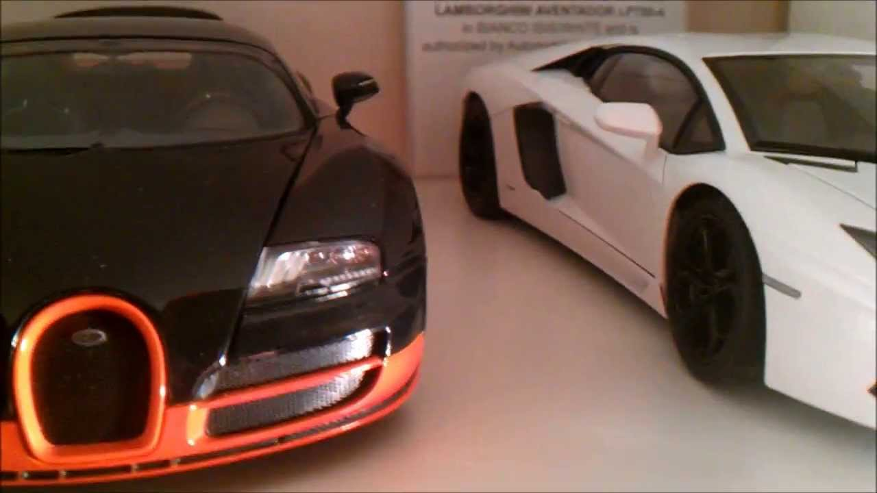 My Collection Scale Supercars Diecast Part Autoart