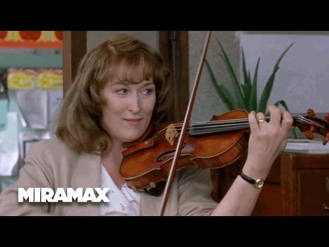 Music of the Heart | 'Discipline' (HD) - Meryl Streep, Angela Bassett | MIRAMAX