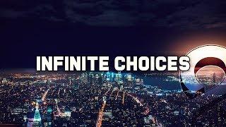 """Infinite Choices"" New Hard Trap Beat Free Rap Hip Hop Instrumental 2019 | FlowBeatz"