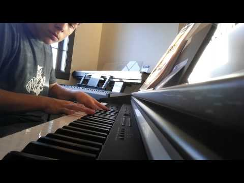 Playing with piano at kennelly keys