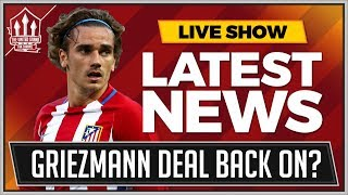 The Antoine Griezmann to Manchester United transfer could still hap...
