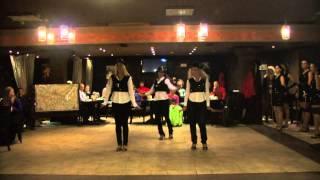 "Студия Шехерезада  Танец Мамба №5 Чикаго, Америка - ""TV SHANS"""