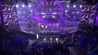 The X Factor UK 2015 S12E13 Judges' Houses The Overs' Results Finalists Announced