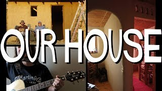 Cover of 'Our House' by Crosby, Stills, Nash & Young