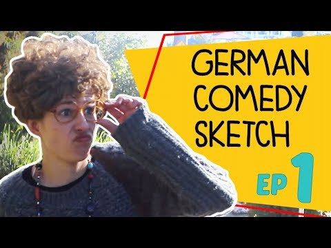 German Comedy Sketch
