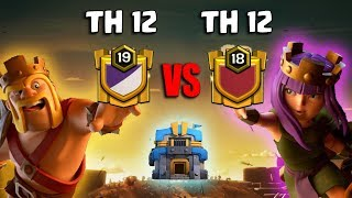 BD Indomitable War Attack 2019 | TH12 vs TH12 | Clan War 3Star Attack | Clash Of Clans