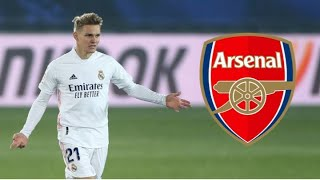 Martin Ødegaard loan move  to Arsenal 90% completed | Arsenal sign Matthew Ryan