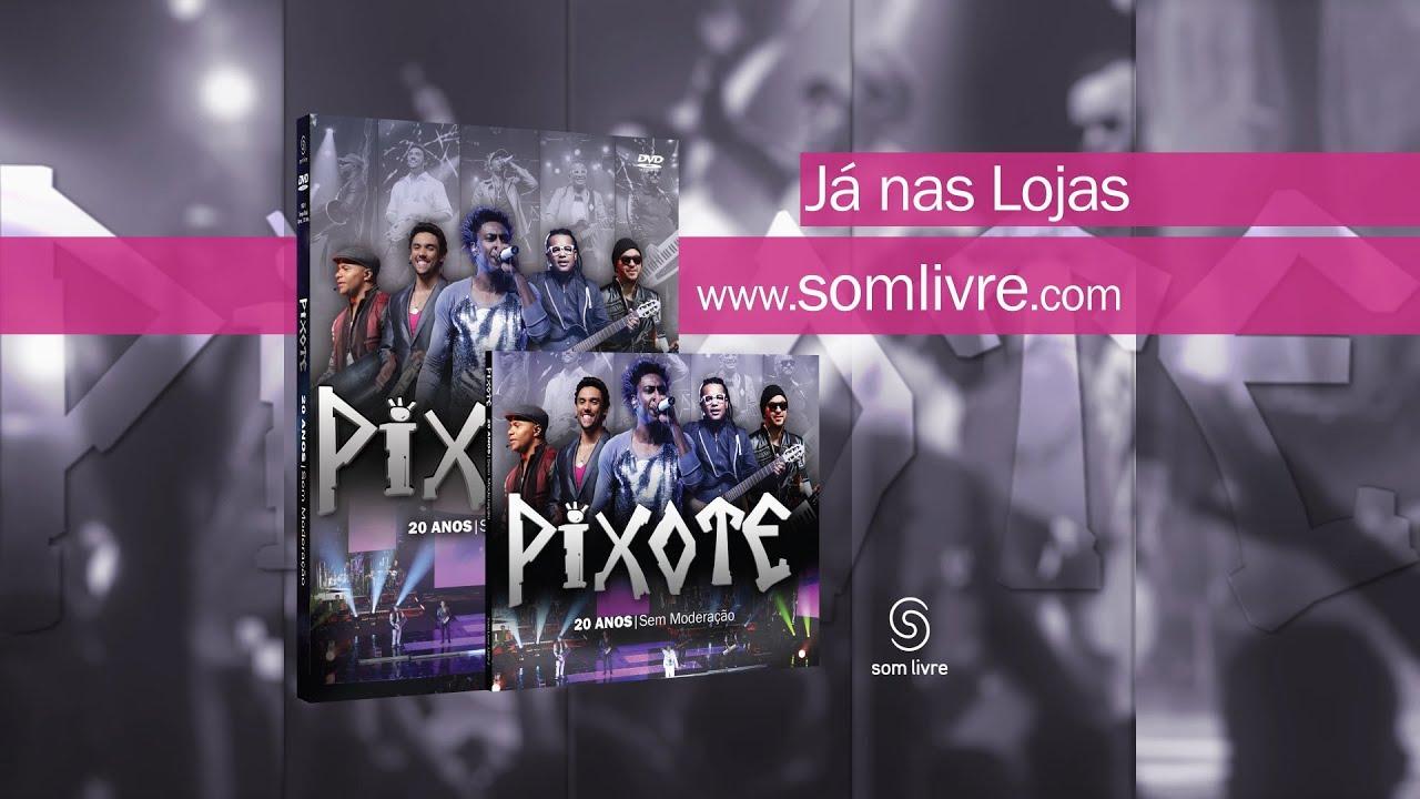 dvd grupo pixote 2012