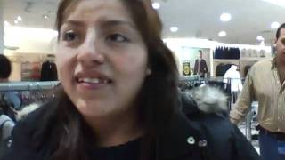 In the mall (Metepec)