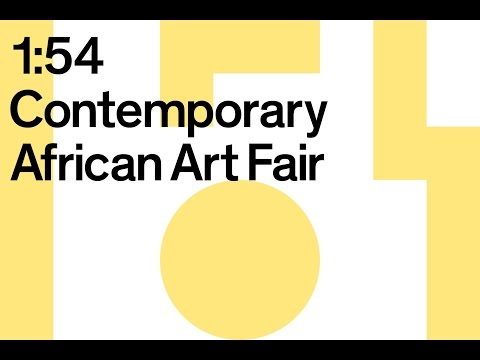 1:54 FORUM 2014: Simon Njami in Conversation with Abdoulaye Konaté and Sokari Douglas Camp