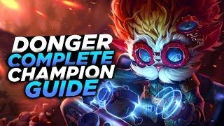 Raise Your Dongers! - Pre-Season 9 Heimerdinger Guide! - League of Legends