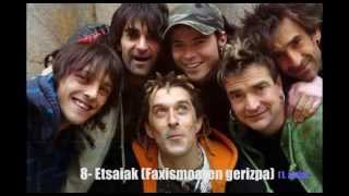 Euskal musikako 10 gitarra solo ON