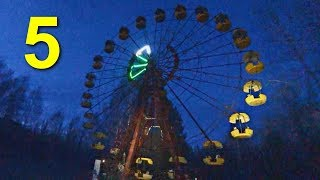 Did we light Up the Pripyat Wheel Fishing in Chernobyl Part 5